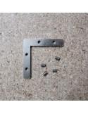 90 ° Verbinder-Kit für HL-4938WN31 (LED-Profilserie)