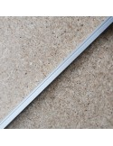 Slim wall LED profile extrusion L1000*W17.5*H7mm