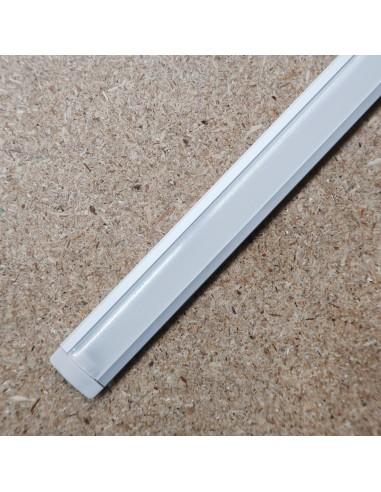 Slim Recessed LED profile extrusion dimensions
