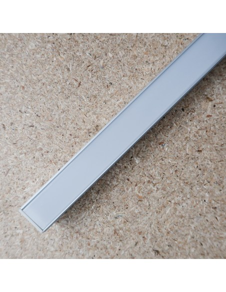 Trimless recessed LED profile extrusion L2000*W26.1*H25.99mm