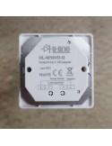 Berührungsempfindlicher Einzel Zonen RGBW PWM LED-Controller für Wandmontage