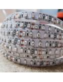 Rot LED-Streifen 24V-9,6W/m- IP00-CRI70-SMD3528