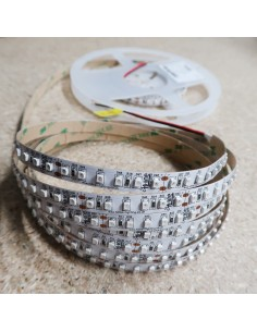 Red LED Strip 24V-9.6W/m- IP00-SMD3528