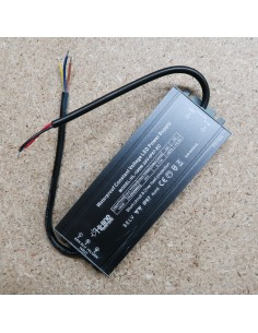 24V Constant Voltage LED Driver 100 Watt IP67 (EC Series)