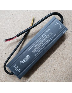 24V Constant Voltage LED Driver 200 Watt IP67 (EC Series)