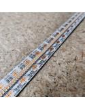700 LEDs/m 2700K Warm White LED Strip 24V 24 W/m IP00 SMD 2110 CRI90 5m roll