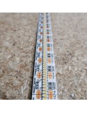 700 LEDs/m 6000K Cool White LED Strip 24V 24 W/m IP00 SMD 2110 CRI90 5m roll