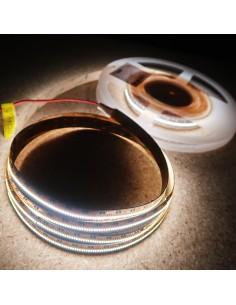 700 LEDs/m 5000K LED streifen 24V 24 w/m IP00 CRI90 SMD 2110 5m rolle