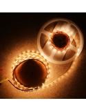 3000K Warmweißer LED-Streifen 24V-7,2W/m- IP00-CRI90-SMD2835