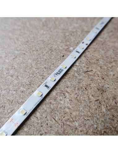 6000K 24V 7.2W/m Warm White LED Strip IP00 CRI90 5m roll