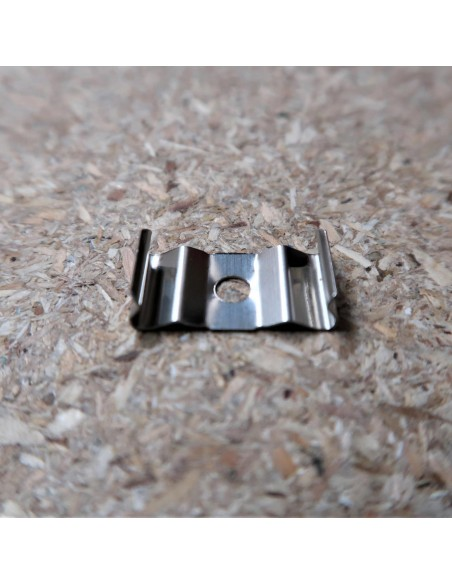 Mounting clip for HL-ALU009 (Recessed LED profile series)