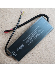24V Constant Voltage LED Driver 300 Watt IP67 (EC Series)