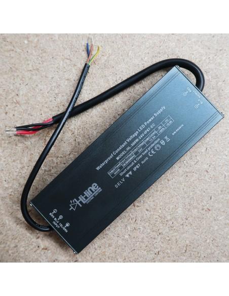 24-V-LED-Konstantspannungstreiber 300 Watt IP67 (EC-Serie)