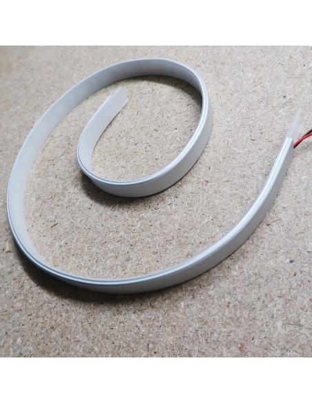 Beigbare LED profile extrusion L1000*W19.45*H6.5mm
