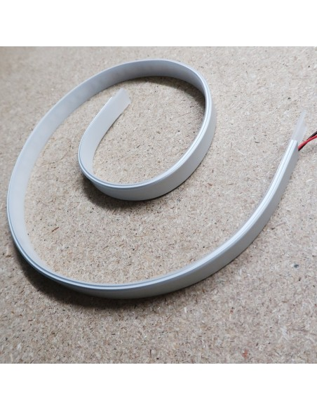 Bendable LED profile extrusion L2000*W19.45*H6.5mm