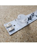 Osram LED Edge lightbox module 24V 7.5W 7000K 15°*45° IP65