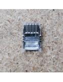 Strip-to-Wire-Steckverbinder für einfarbige 12-mm-IP00-LED-Streifen mit hoher Dichte