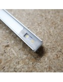 1123mm 3000K 12W slimline linkable under cabinet light CRI 90