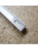 1123mm 3000K 12W slimline linkable under cabinet light CRI 90
