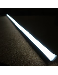 845mm 6500K 9W slimline linkable under cabinet light CRI 90