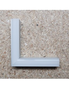 L Shape 6500K module slimline linkable under cabinet light CRI 90