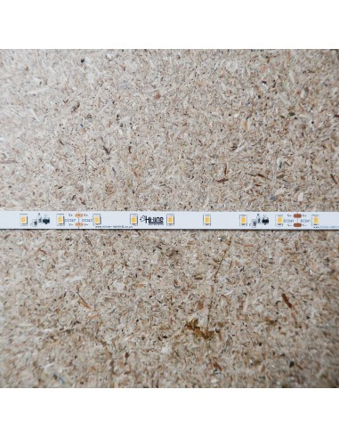 20m roll White 4000K cri 90 LED Strip 24V 4.8w/m 115 lm/watt IP00