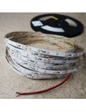 30m roll warm White 2700K cri 90 LED Strip 24V 4.8w/m 115 lm/watt IP00