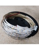 30m roll warm White 3000K cri 90 LED Strip 24V 4.8w/m 115 lm/watt IP00