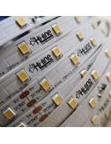 30m roll pure white 5000K cri 90 LED Strip 24V 4.8w/m 115 lm/watt IP00