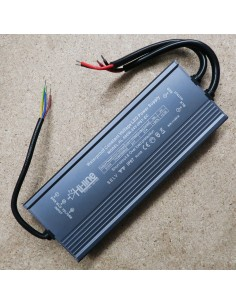 LED Driver 500W 24V IP67 high efficiency constant voltage (EC Series)