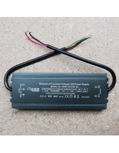 12V 100W Constant Voltage LED Driver IP67 (EC Series)