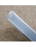 Wand-Deckeneinbau-LED-Profil L2000 * W49mm * H37.5mm