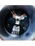 RGBW MR16 LED downlight module 12W Cree quad LED chip RGB+CW