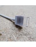 IP68 Streifen zu Streifen 1000mm Verlängerungsbrücke für 10mm LED-Band einfarbig