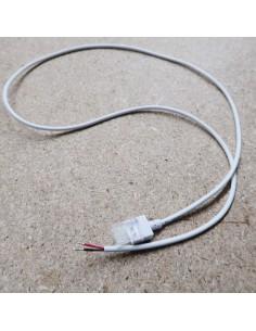 IP68-Streifen zur Stromversorgung von 1000-mm-Steckverbindern für einfarbiges 12-mm-LED-Band