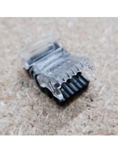 IP65 RGB-Tunable White 6 Pin Strip zum Stromanschluss für 12mm LED Band
