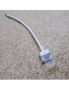 3-poliger 200-mm-Stromanschluss für 12-mm-IP68-LED-Band