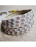 Individually addressable Pixel LED Strip RGBW 5V 14.4W/m IP00 5m roll