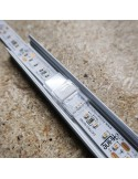 LED Profile strip to strip connector for 8mm IP00/20 LED tape single colour