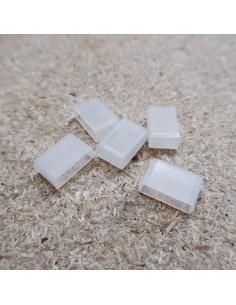 Silizium-Endkappe für 14 mm IP67-LED-Streifen