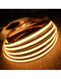 COB LED Strip 3000K CRI+90 - 528 LEDs/m - 5m roll IP20