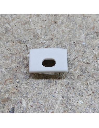 Open End Cap for TCT1 (Tile LED profile extrusion)