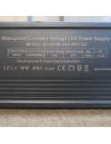 LED Driver 600W 24V IP67 high efficiency constant voltage