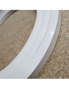 Natural White Top Bend Neon Flex 15x15mm 4000K (sold per meter)