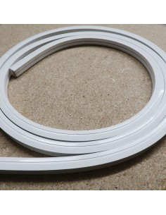 Cool White Top Bend Neon Flex 15x15mm 6000K (pro Meter verkauft)