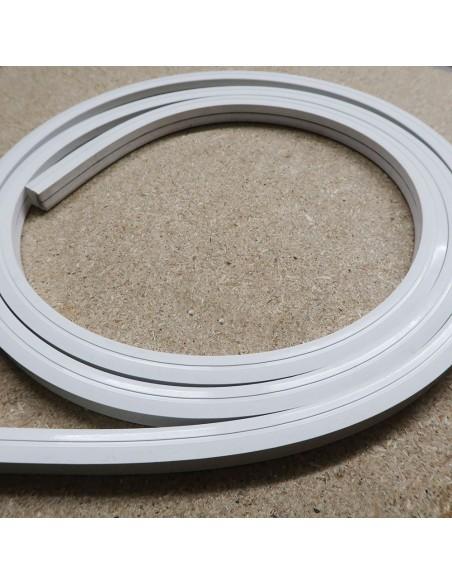 Cool White Top Bend Neon Flex 15x15mm 6000K (sold per meter)