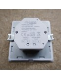 4 zones DMX512 RGB or RGBW LED controller wall mount